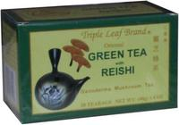 Green Tea with Reishi