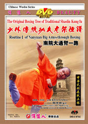 The Original Boxing Tree of Traditional Shaolin Kung Fu - Routine I of Nanyuan Big Arms-through Boxing