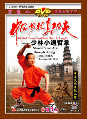 The Real Chinese Traditional Shao Lin Kung Fu - Shaolin Small Arm Through Boxing