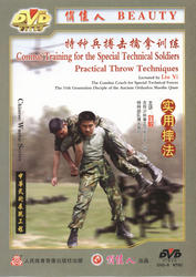 Combat Training for Special Technical Soldiers - Practical Throw Techniques