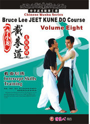 Bruce Lee JEET KUNE DO Course - Volume 8 (Intercept Skills Training)