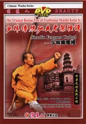 The Original Boxing Tree of Traditional Shaolin Kung Fu - Shaolin Fengmo Cudgel