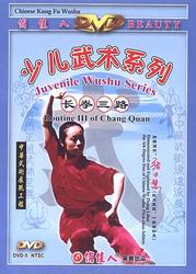 Routine III of Chang Quan (Juvenile Wushu Series)