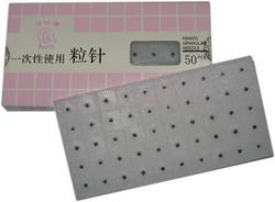 Granular Needle, Plastic Block 50Pcs/Box