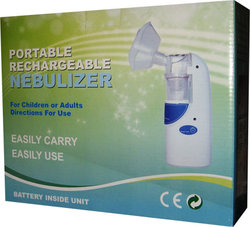 Rechargeable Ultrasonic Nebulizer