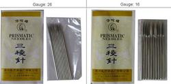 Prismatic Needle for Bleeding 10 Pcs/Pack