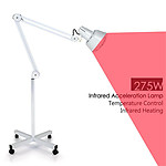Infrared Heat Lamp Pain Relief Effective Treatment IR Heating Floor Lamp Dimmable 275W