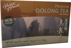 Organic Oolong Tea (100% Natural)