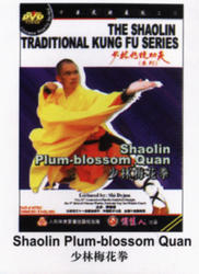 THE SHAOLIN TRADITIONAL KUNG FU SERIES - Shaolin Plum-blossom Quan