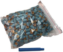 Moxa Rolls with Paper tube 600Pcs/Bag